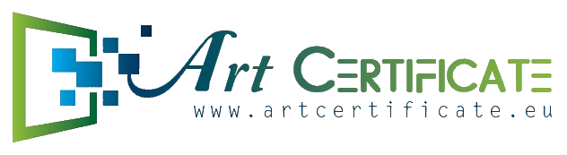 Artcertificate | Edit your own certificates of authenticity